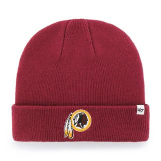 '47 Brand Washington Redskins Cuffed Beanie - Adult