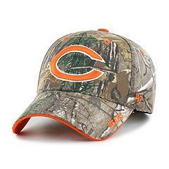 e040531f0  47 Brand Chicago Bears Frost Realtree Camouflage Adjustable Cap - Adult
