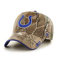 Adult '47 Brand Indianapolis Colts Frost Realtree Camouflage Adjustable Cap