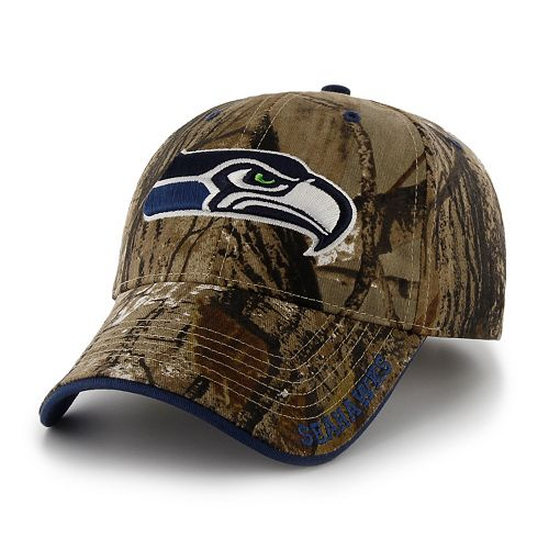 76dbde16 Adult '47 Brand Seattle Seahawks Frost Realtree Camouflage ...