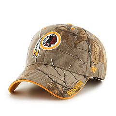 '47 Brand Washington Redskins Frost Realtree Camouflage Adjustable Cap - Adult