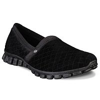 Skechers EZ Flex 2 Cuddled Up Women's Skimmer Shoes