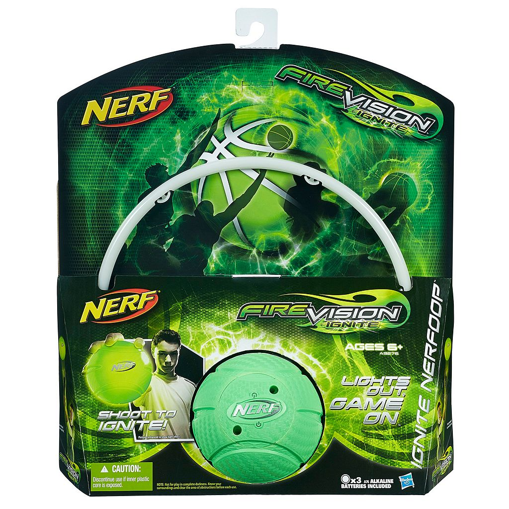 Nerf Firevision Ignite Nerfoop Set