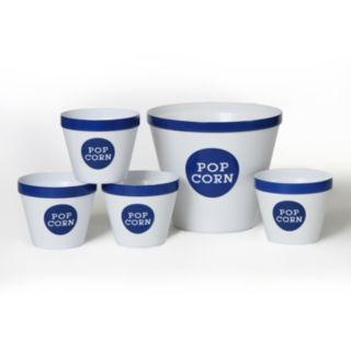 Wabash Valley Farms 5-pc. Popcorn Serving Bucket Set