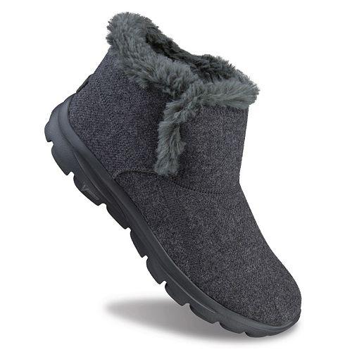 Skechers GOwalk Move Arctic Women s Ankle Boots 569c9f28a1