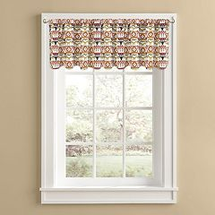 Colordrift Ranchero Window Valance