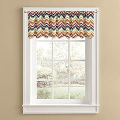 Colordrift Oasis Window Valance - 60'' x 14''