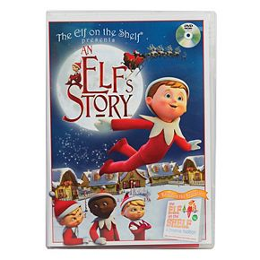 An Elf's Story? DVD by The Elf on the Shelf®