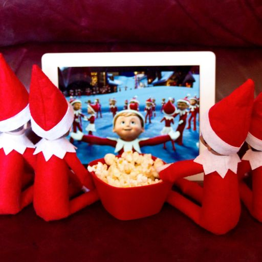 An Elf's Story™ DVD by The Elf on the Shelf®