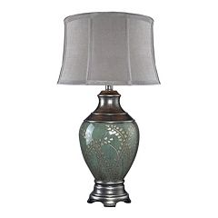Dimond Chippendale Pinery Table Lamp