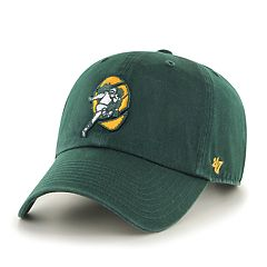 Men's '47 Brand Green Bay Packers NFL Legacy Clean Up Adjustable Cap