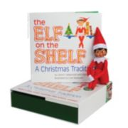 The Elf on the Shelf®: A Christmas Tradition Book & Brown-Eyed Girl Scout Elf