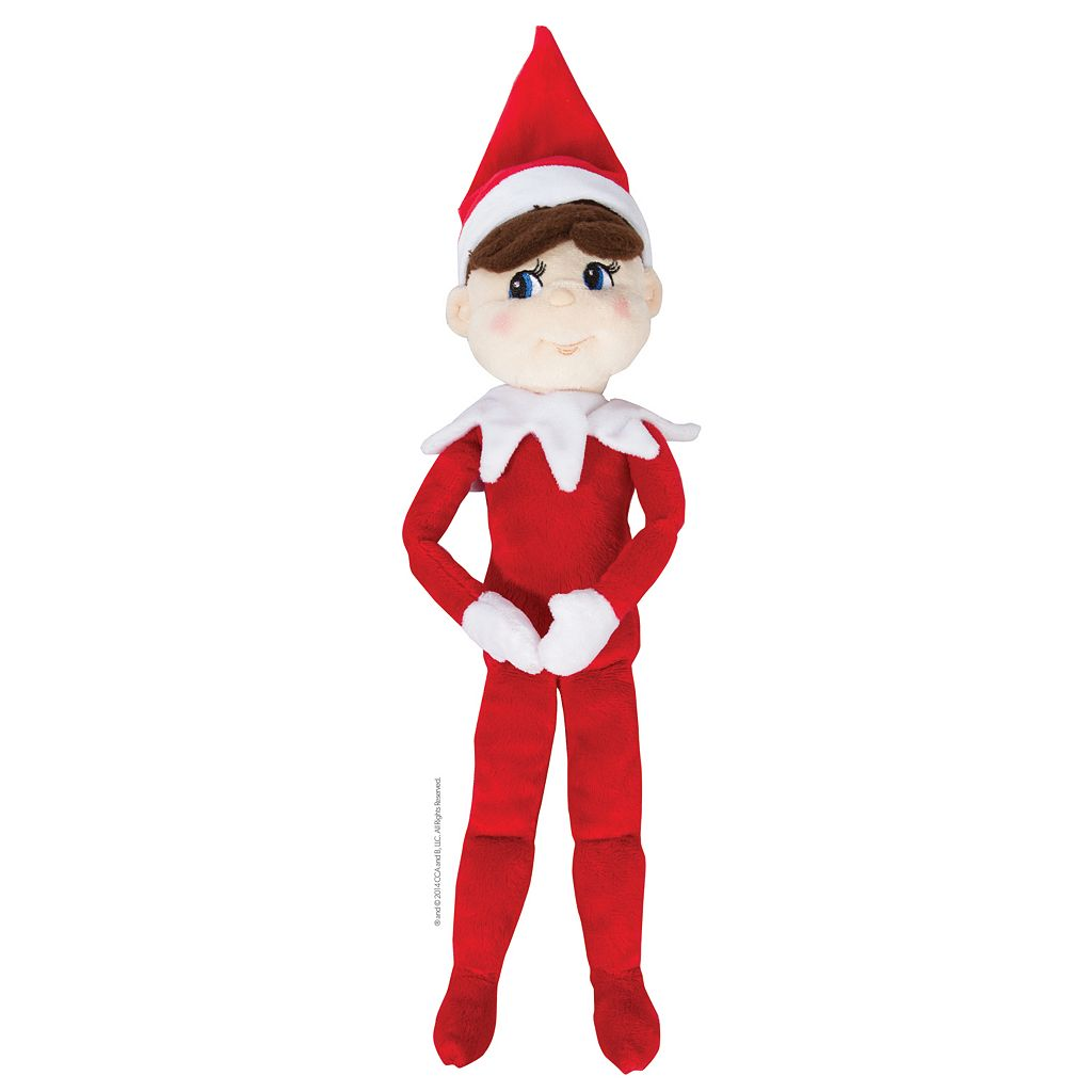 Plushee Pal® Blue-Eyed Boy Plush Toy by The Elf on the Shelf®