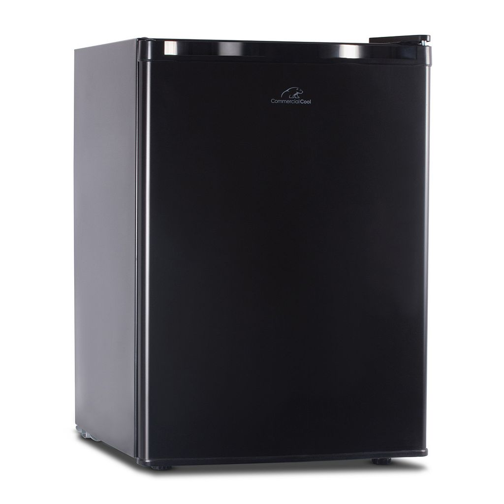 Commercial Cool CC 2.6 cu. ft. Refrigerator & Freezer