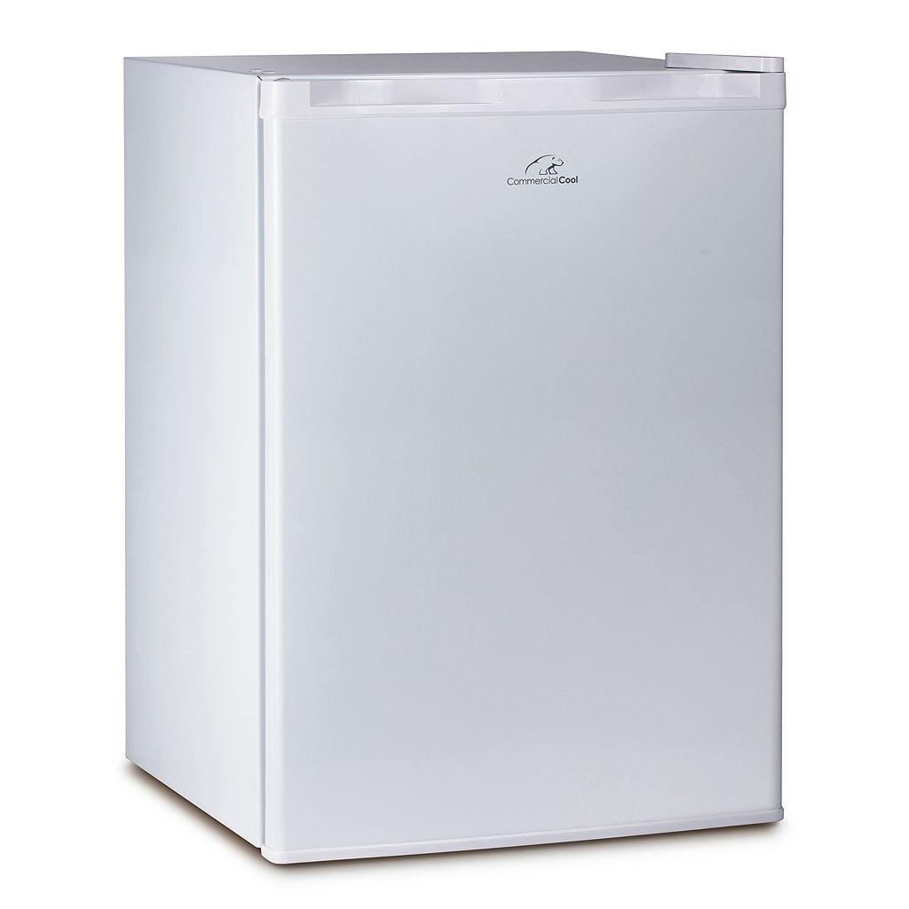 Commercial Cool CC 2.6 cu. ft. Refrigerator & Freezer