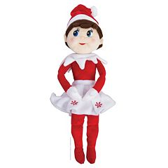 Plushee Pal® Blue-Eyed Girl Plush Toy by The Elf on the Shelf®