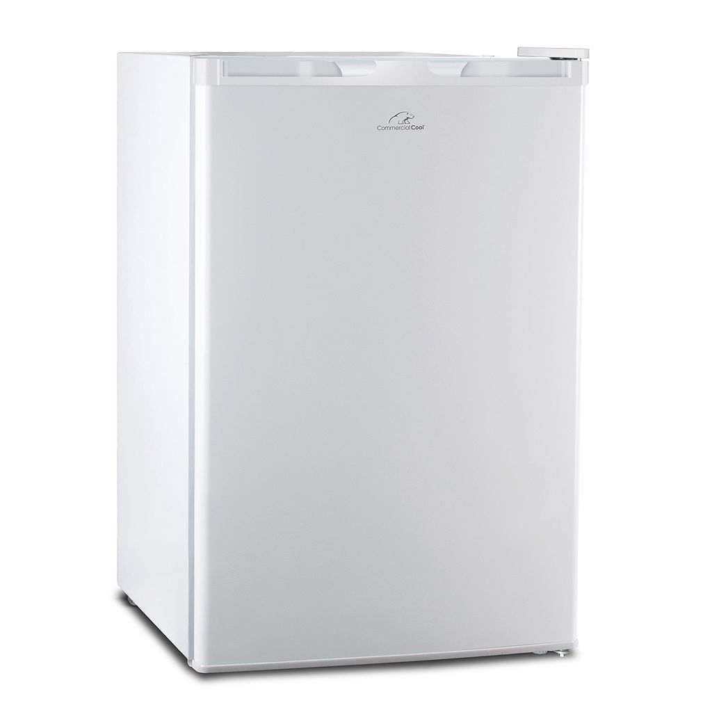 Commercial Cool CC 4.5 cu. ft. Refrigerator & Freezer