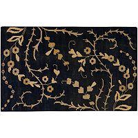 Artisan Weaver Hyde Floral Wool Rug