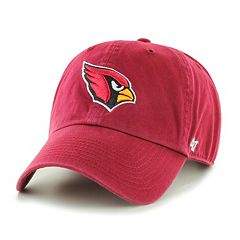 Adult '47 Brand Arizona Cardinals Clean Up Adjustable Cap