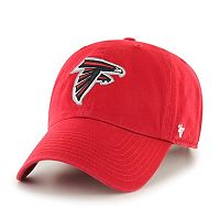 Adult '47 Brand Atlanta Falcons Clean Up Adjustable Cap