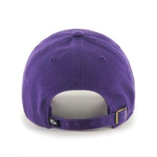 Adult '47 Brand Baltimore Ravens Clean Up Adjustable Cap