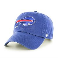 Adult '47 Brand Buffalo Bills Clean Up Adjustable Cap