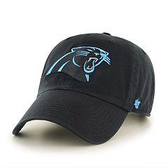 Men's '47 Brand Carolina Panthers Clean Up Adjustable Cap