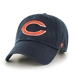 Men's '47 Brand Chicago Bears Clean Up Adjustable Cap