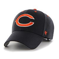 Adult '47 Brand Chicago Bears Audible MVP Adjustable Cap