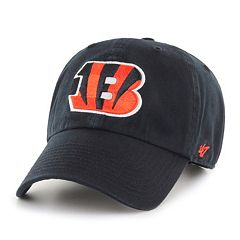 Adult '47 Brand Cincinnati Bengals Clean Up Adjustable Cap