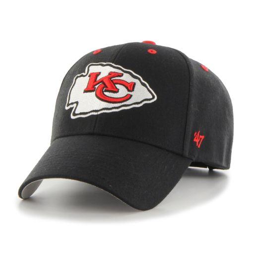 Men's '47 Brand Kansas City Chiefs Audible MVP Adjustable Cap