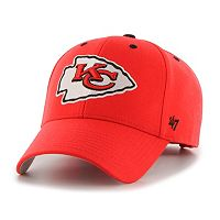 Men's '47 Brand Kansas City Chiefs Audible MVP Adjustable Cap