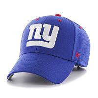 Adult '47 Brand New York Giants Audible MVP Adjustable Cap