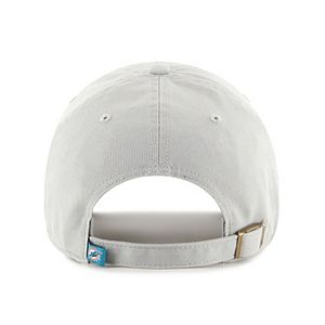 Adult '47 Brand Miami Dolphins Clean Up Adjustable Cap