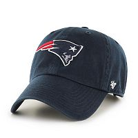 Adult '47 Brand New England Patriots Clean Up Adjustable Cap