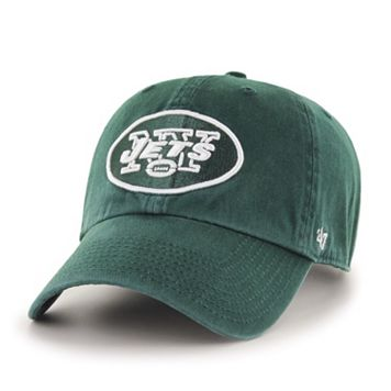Adult '47 Brand New York Jets Clean Up Adjustable Cap