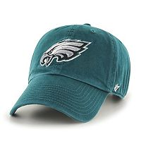 Adult '47 Brand Philadelphia Eagles Clean Up Adjustable Cap