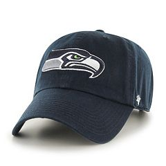 Men's '47 Brand Seattle Seahawks Clean Up Adjustable Cap