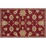 Artisan Weaver Johnson Floral Wool Rug