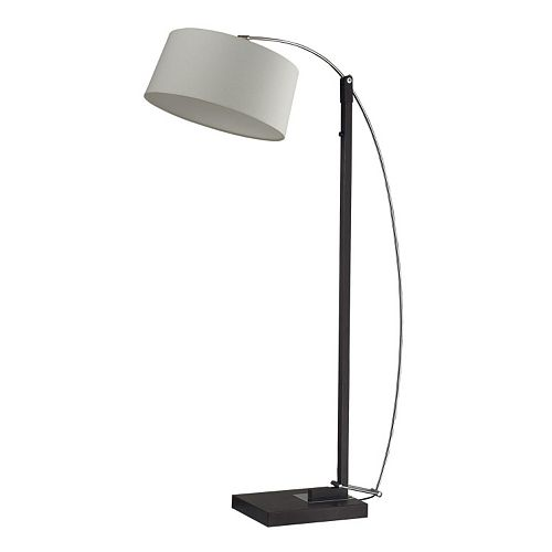 Dimond Logan Square Adjustable LED Floor Lamp