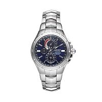 Seiko Men's Coutura Stainless Steel Solar Chronograph Watch - SSC375