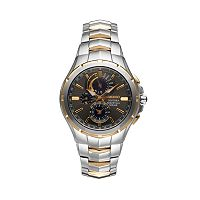 Seiko Men's Coutura Two Tone Stainless Steel Solar Chronograph Watch - SSC376