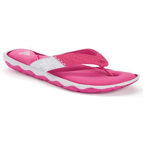 6c77e89712c72a adidas Anyanda Flex Women s Memory Foam Flip-Flops