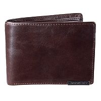 Men's Dockers Extra-Capacity Leather Wallet