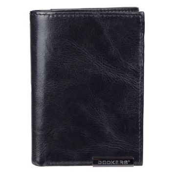 Men's Dockers Leather Trifold Wallet