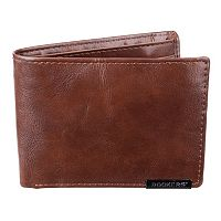 Men's Dockers Traveler Tan Wallet