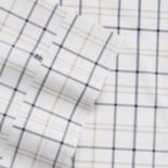 IZOD Windowpane Plaid Sheets