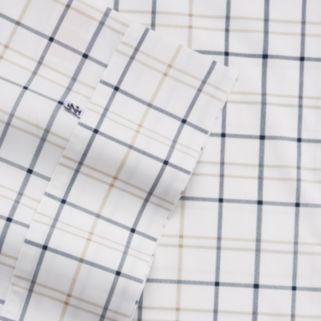 IZOD Windowpane Plaid Sheets