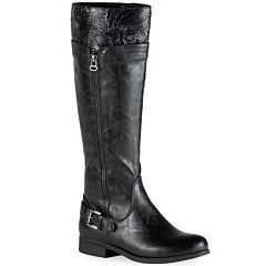 Easy Street Burke Women's Tall Riding Boots by