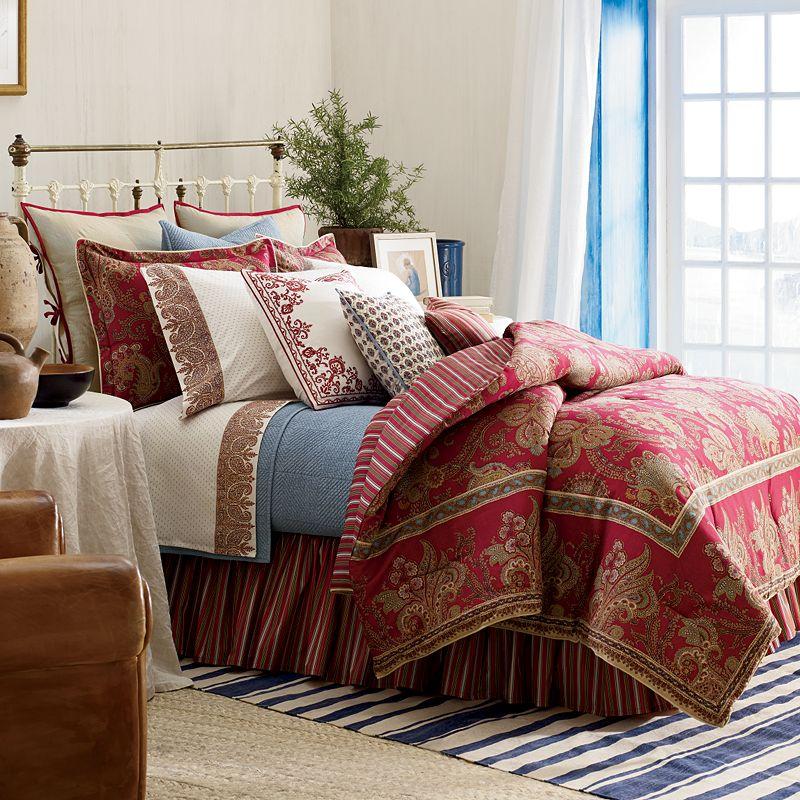 Chaps Home Juliette 4-pc. Comforter Set